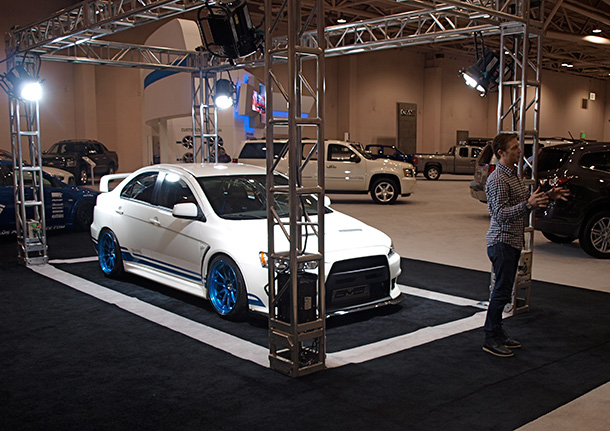 Reveal RS At The Minneapolis Auto Show RS - Minneapolis car show