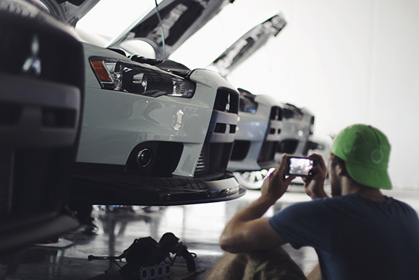 311RS Evo X Production Updates
