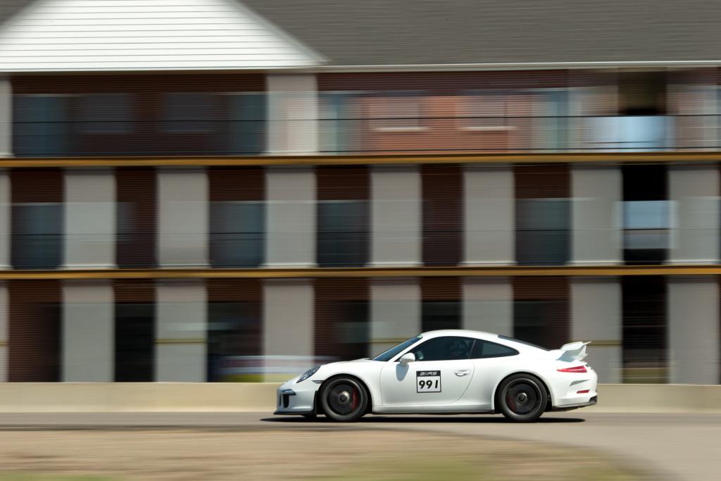 311RS Porsche 911 991 GT3 Larry Chen Ryan Gates Brainerd International Raceway BIR Minnesota