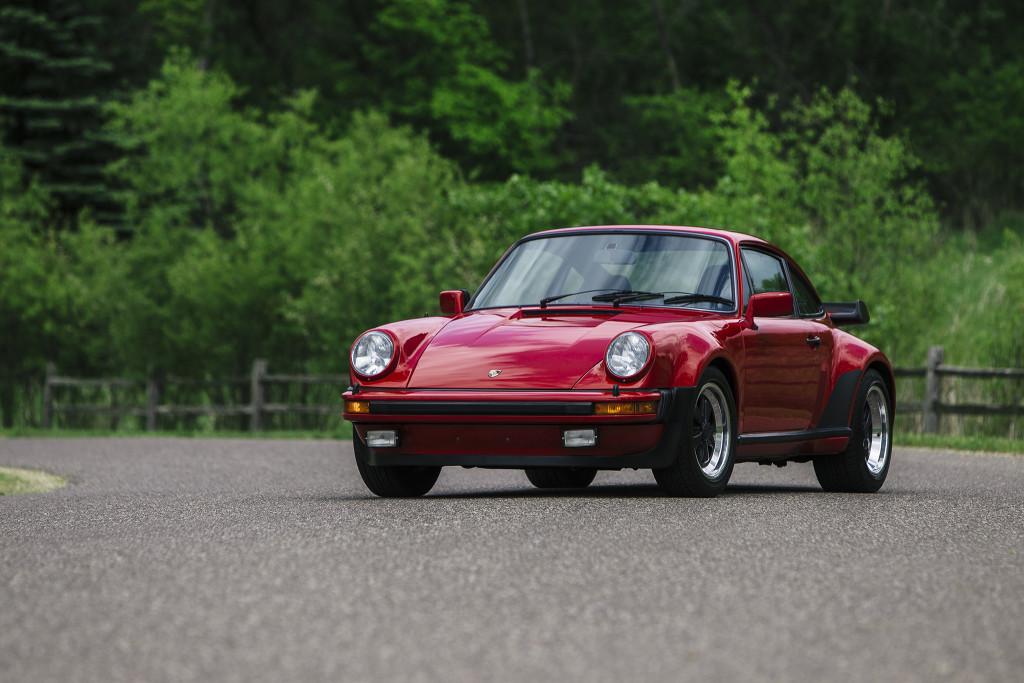 Clic Porsche Preservation: '78 Porsche 930 - 311RS