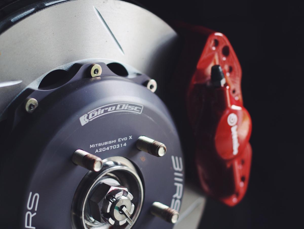 Evo X Girodisc Rotor 311RS
