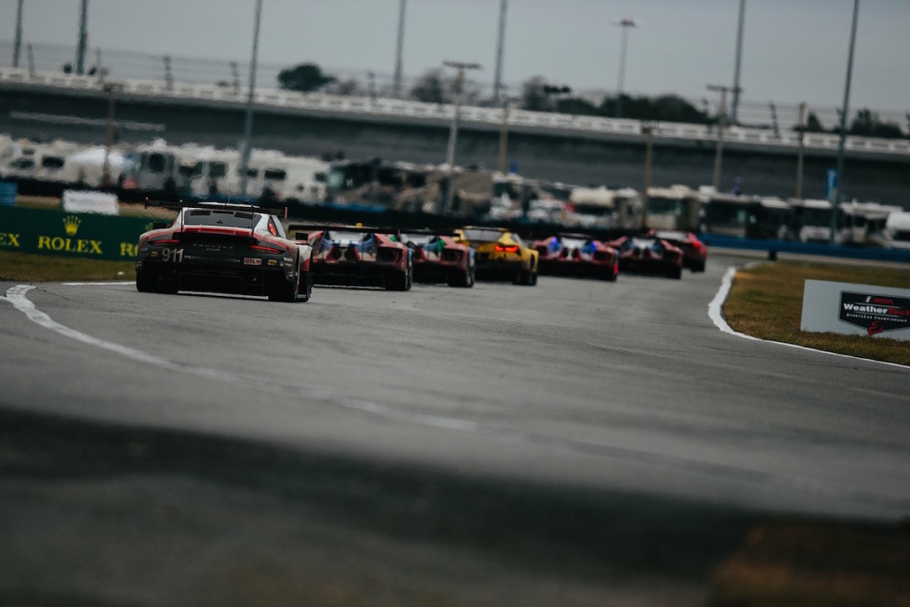 311RS Porsche 911 RS RSR GT3 Daytona Rolex 24 Peter Lapinski