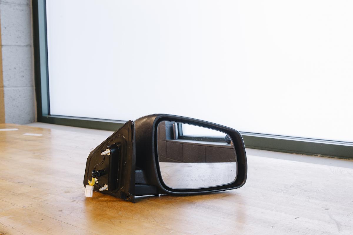 311RS Mitsubishi Evo X mirror