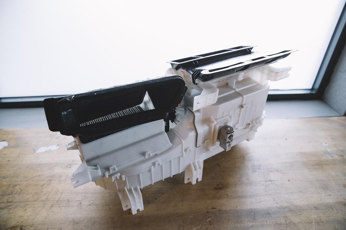 311RS Mitsubishi blower motor Evo X