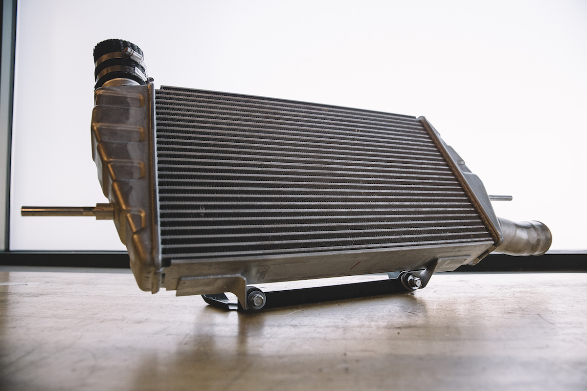 311RS Mitsubishi OEM Evo X intercooler
