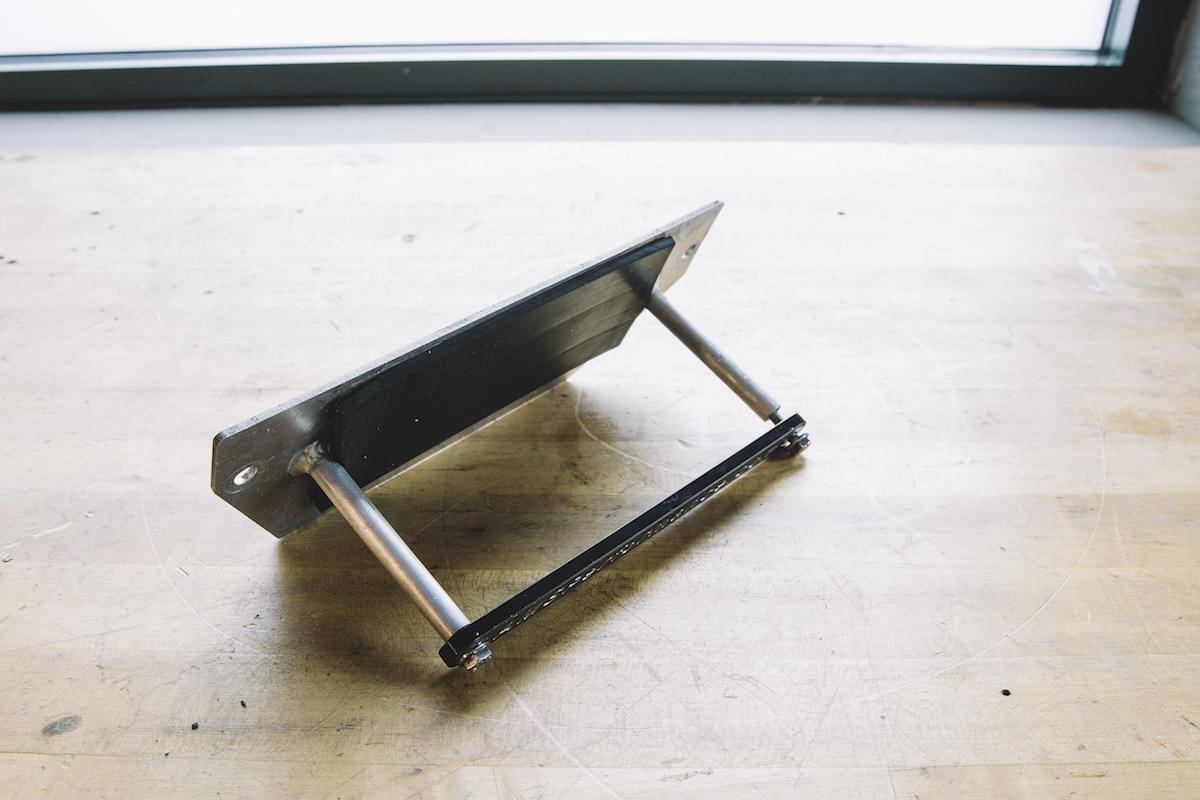 311RS Mitsubishi Evo X AMS mini battery tray