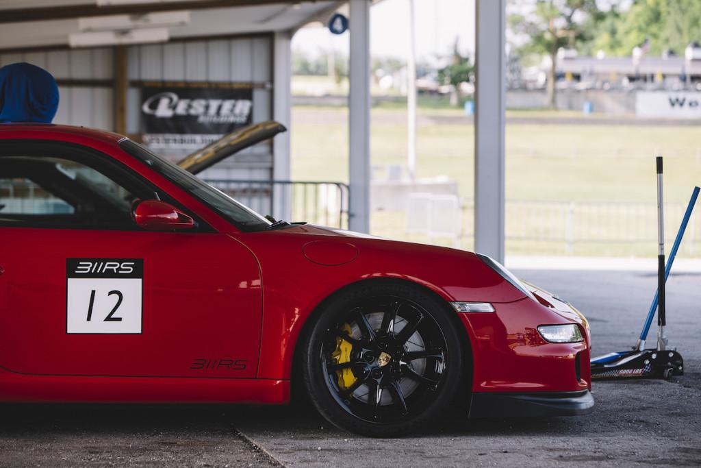 311RS Porsche 997 GT3 Road America Peter Lapinski