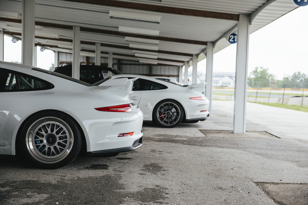 311RS Porsche 991 GT3 Road America Peter Lapinski