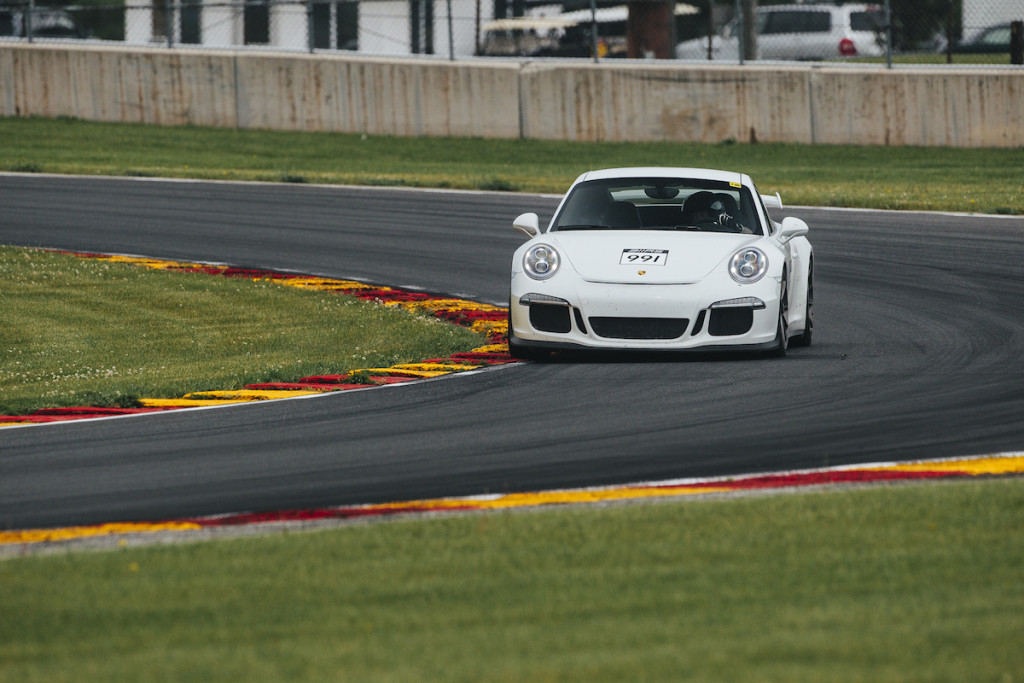311RS Porsche 997 991 GT3 Road America Peter Lapinski