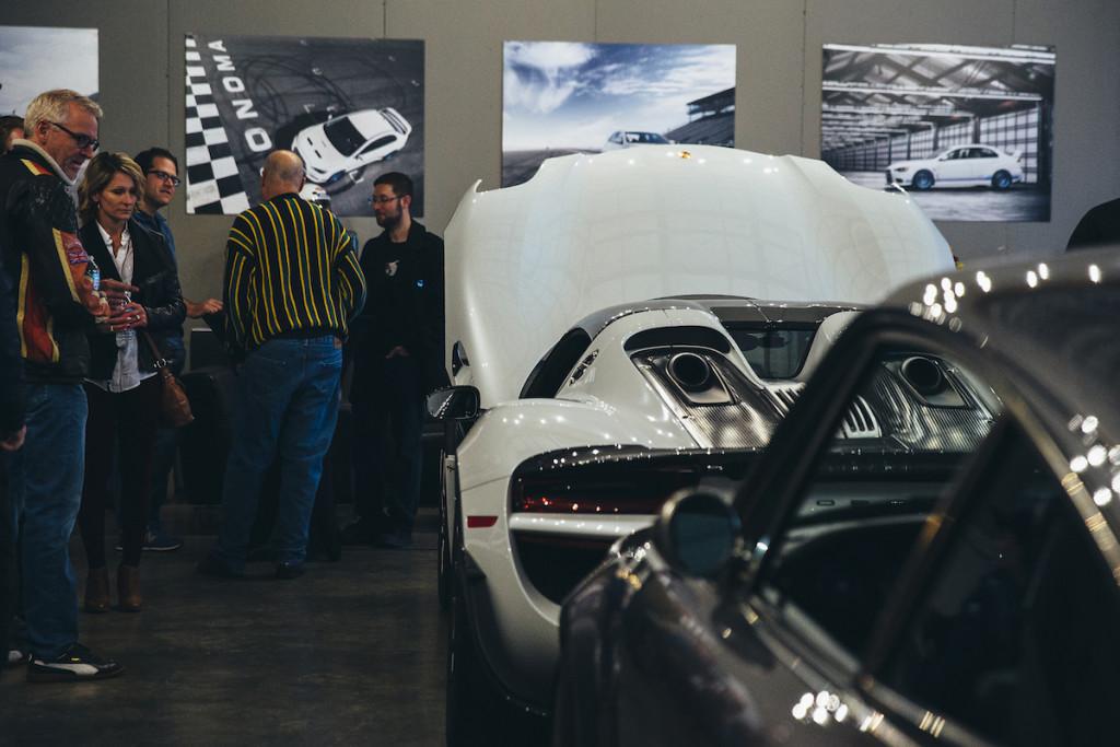 311RS Oktoberfest 2017 by Peter Lapinski Porsche 918 Spyder Singer 911 997 GT3RS GT3 RS Carrera RS
