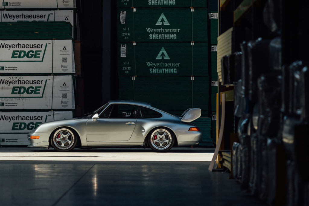 993 311RS CupSport 3.8 at Luft 5 by Larry Chen