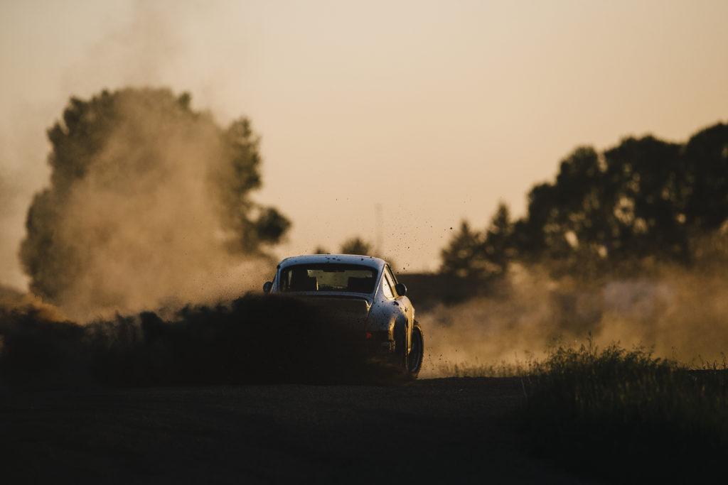 311RS The Keen Project Safari 2 by Peter Lapinski Porsche 911 dirt dirtbike motocross rallycar