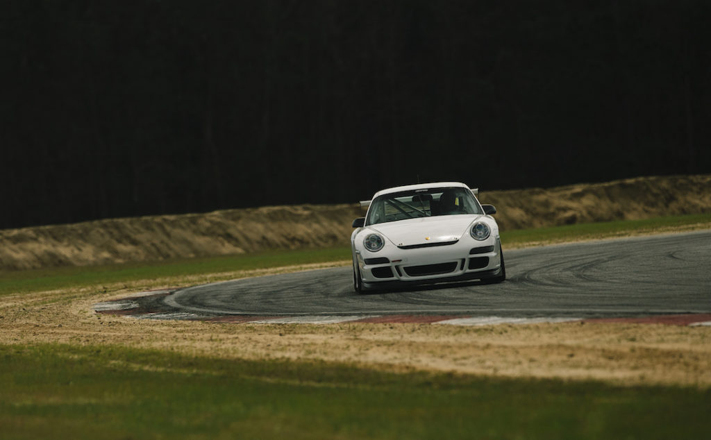 311RS Porsche 997 GT3 Cup by Peter Lapinski