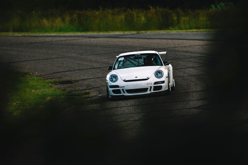 311RS GT3 Cup at BIR Porsche Club Race by Peter Lapinski 997 GT3 Cup GT3Cup Poleposition