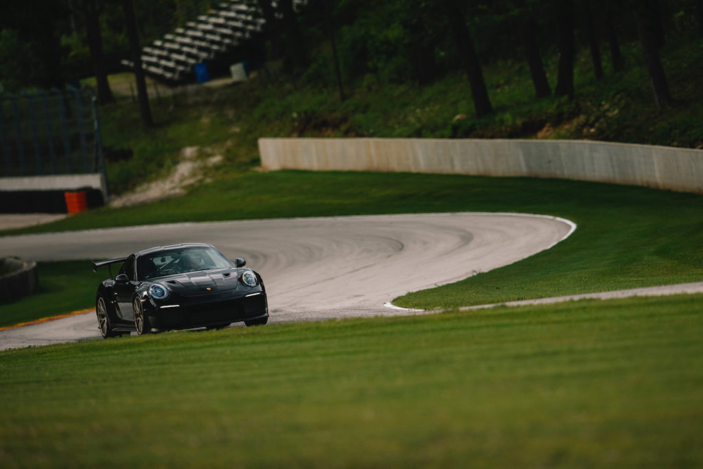 311RS Porsche 911 GT2RS with Leh Keen Road America 991