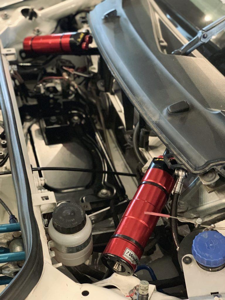 311RS Porsche 997 GT3 Cup JRZ Suspension