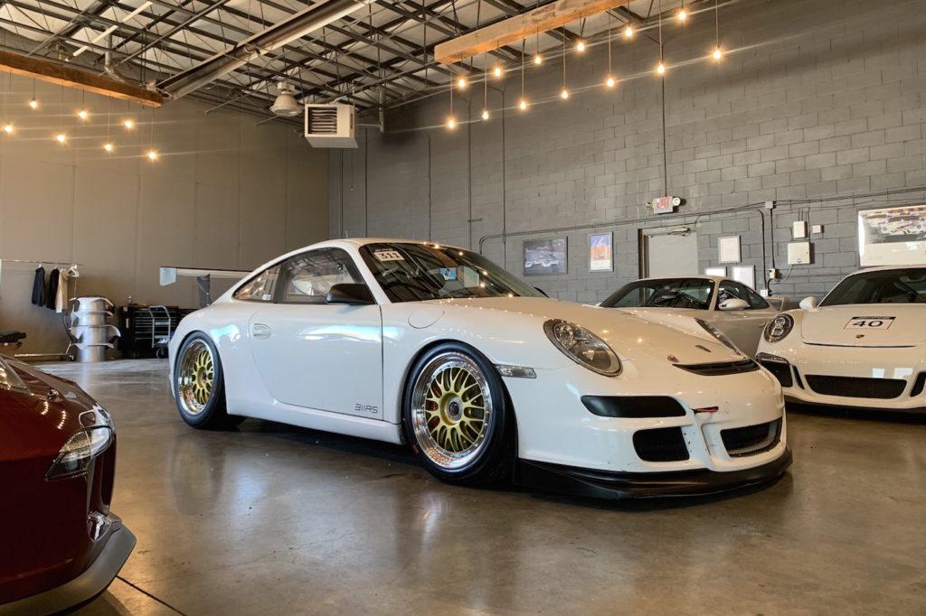 311RS Porsche 997 GT3 Cup at 311RS HQ Wayzata Long Lake MN Minnesota