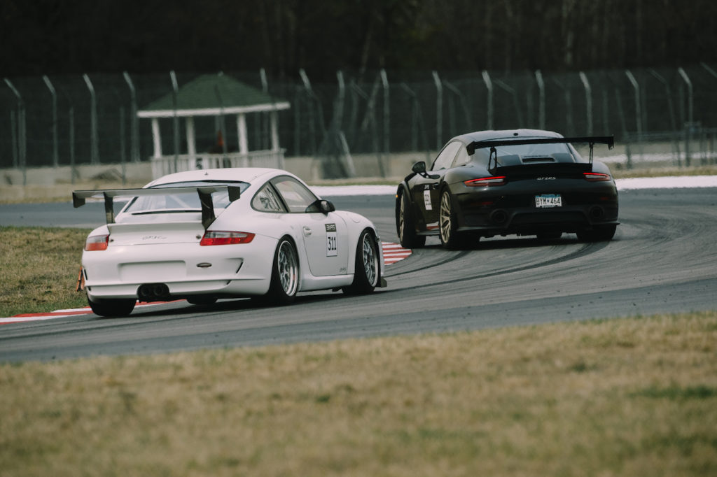 311RS Porsche 997 GT3 Cup GT2RS By Peter Lapinski