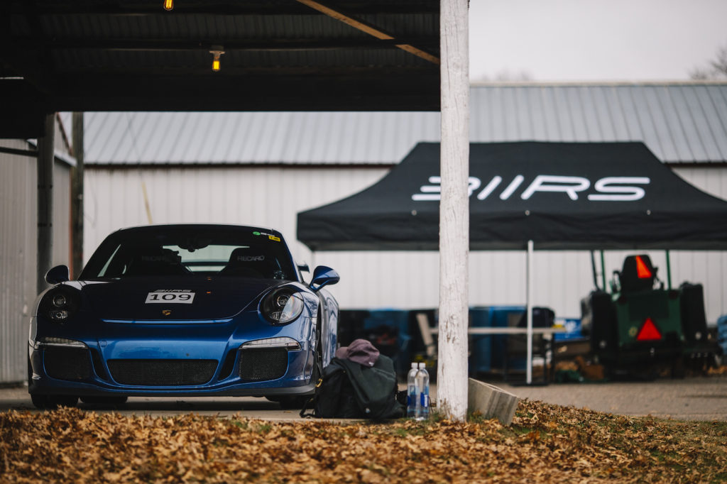 311RS Porsche 991 GT3 By Peter Lapinski