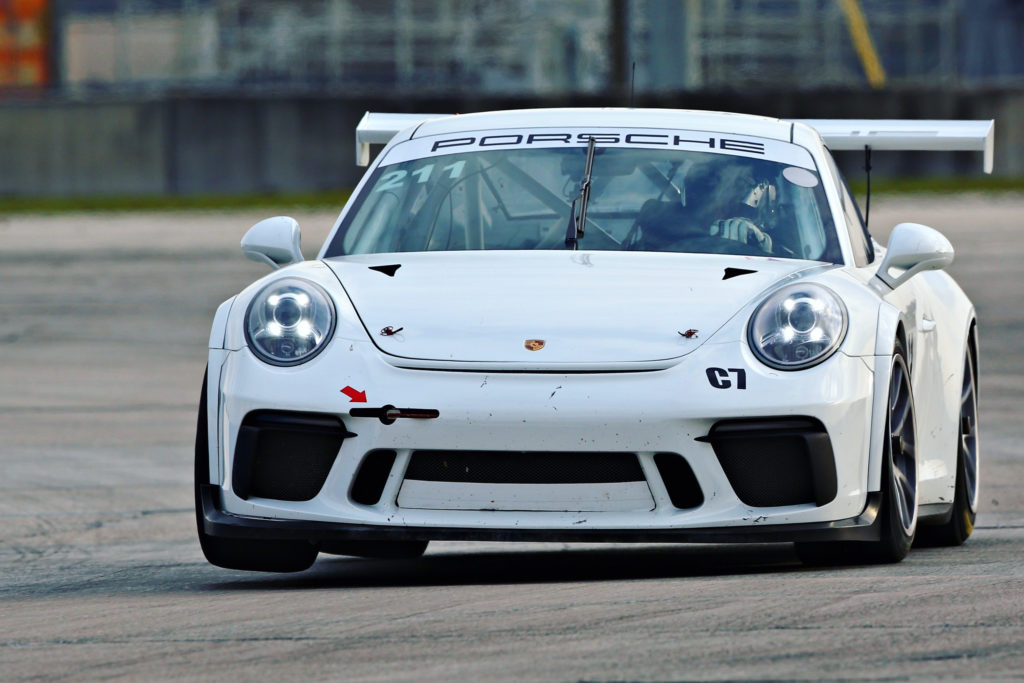 311RS Porsche 991 GT3 Cup at Sebring International Raceway by Drew Foster 991.2