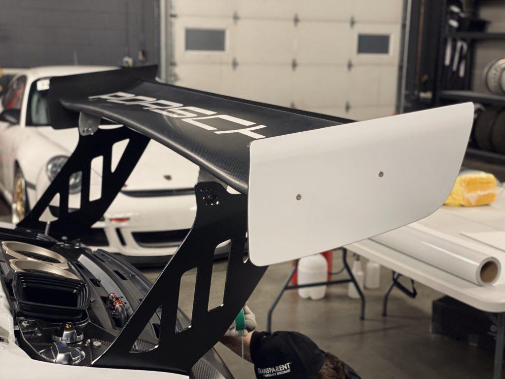 311RS Porsche 911 991 GT2RS Clubsport Color X Labs