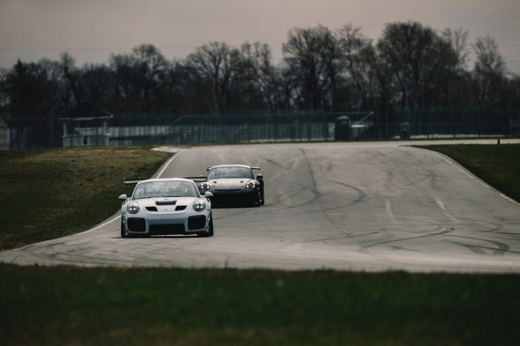 311RS Porsche 911 GT2RS Clubsport and 991 GT3 Cup at BIR by Peter Lapinski