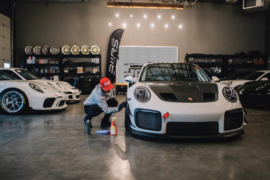 311RS Porsche 911 GT2RS Clubsport