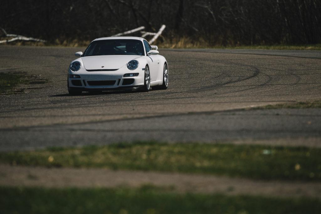 311RS Porsche 911 997 GT3 at BIR by Peter Lapinski