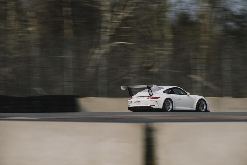 311RS Porsche 911 991 GT3 Cup at BIR by Peter Lapinski