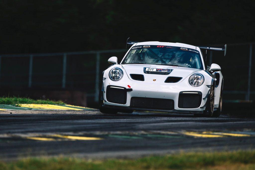 311RS Porsche 911 991 GT2RS Clubsport