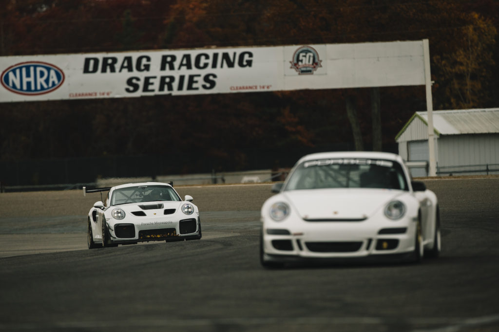 311RS Porsche 911 997.1 GT3 Cup and  991 GT2RS Clubsport by Peter Lapinski