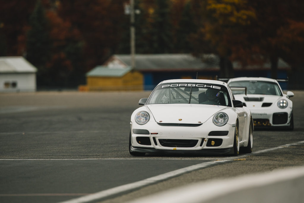 311RS Porsche 911 997 GT3 Cup and 991 GT2RS Clubsport by Peter Lapinski